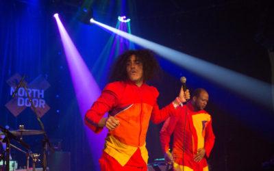 El New York Times destaca la música del grupo colombiano Systema Solar