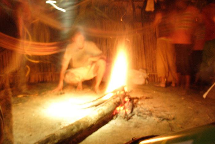 Filmacion del video clip Malpalpitando