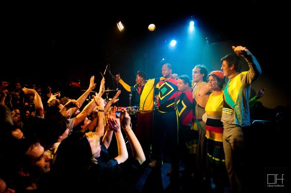 Caliente Tour 2011!