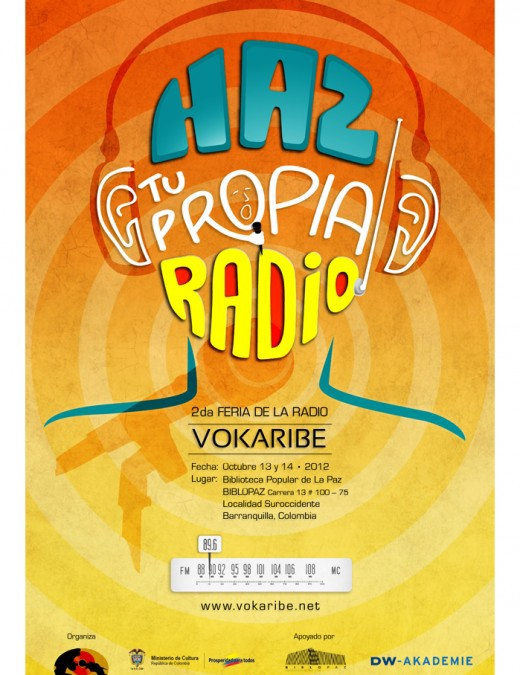 ((( II Feria de la Radio 2012 )))