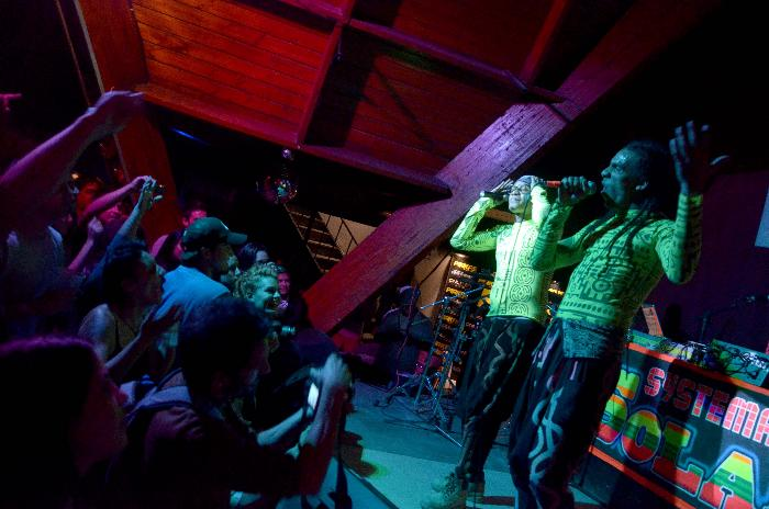 Entrega y ritmo en una fiesta «solar», Neuquén, Argentina