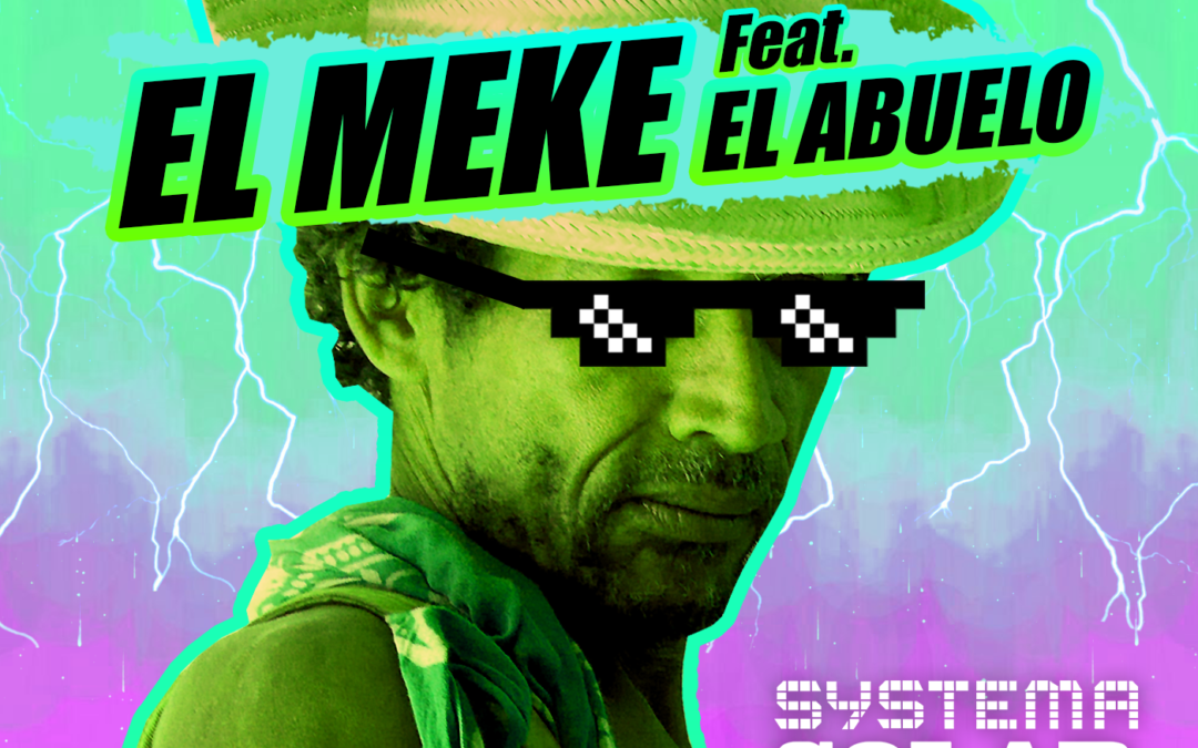 """Celebramos la potencia sonora de la música con """"El Meke"""" featuring El Abuelo"""