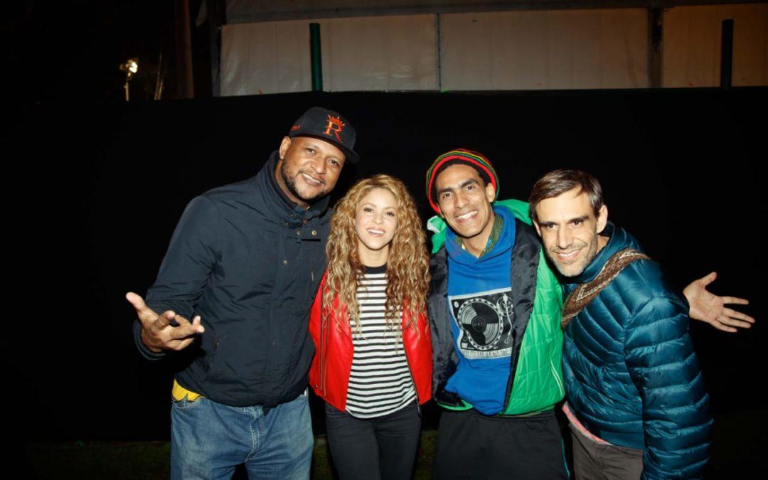 "Testimonio de Índigo: ""Yo estuve en el concierto de Shakira en Colombia"""